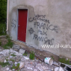 'Être blanc en France, c'est être une cible' – French fascist justifies graffiti attack on mosque