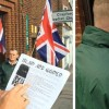 Britain First continues campaign of harassment