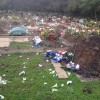 Racist vandals target Muslim graves in Chadderton Cemetery