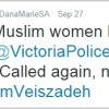 Melbourne: Police accused of ignoring attack on Muslim women on a train… until witness started Twitter campaign to force them to act
