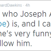 Dawkins finally loses the plot completely