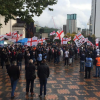 Unimpressive turnout for EDL protest in Birmingham