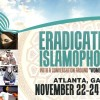 Hundreds of Muslims attend conference to eradicate Islamophobia