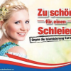 Aryan blondes too beautiful for niqab, says FPÖ