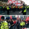 EDL march meets counter demonstration in Middlesbrough