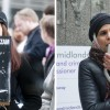 Hundreds protest outside police headquarters after Moazzam Begg charged