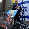 Mordechai Kedar joins Geller at pro-Israel, anti-Islam rally
