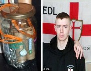 Soldier Ryan McGee jailed for making nail bomb