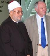 Qaradawi and Mayor 2