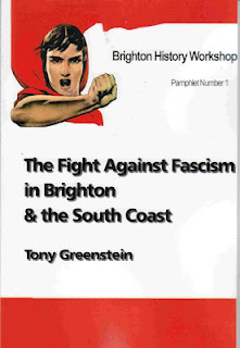 Tony Greenstein book cover