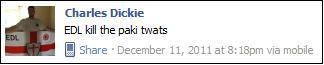 Charles Dickie Facebook