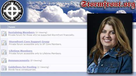 Monica Nunes Stormfront
