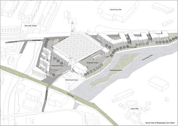 NRAP Riverine Centre plan