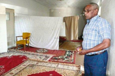 Barp prayer room