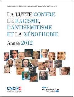 CNCDH 2012 report