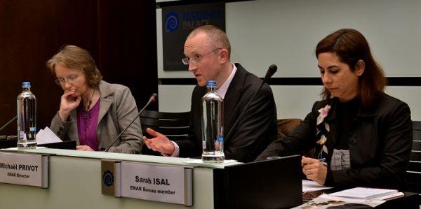 ENAR press conference