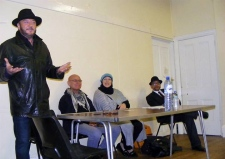 George Galloway at Newham Respect meeting