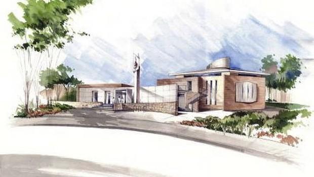 Gungahlin mosque