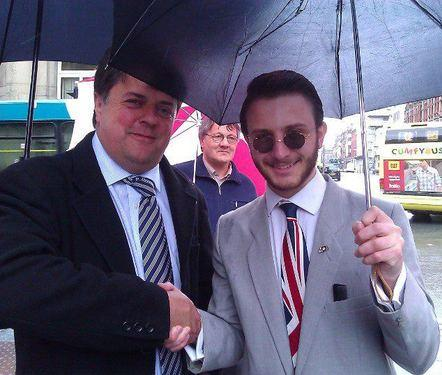 Jack Buckby with Nick Griffin (2)