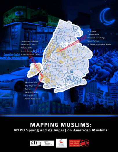 Mapping Muslims