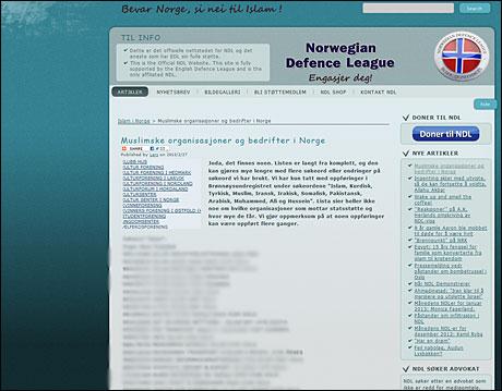 NDL list