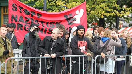 Anti-SIAN demonstration