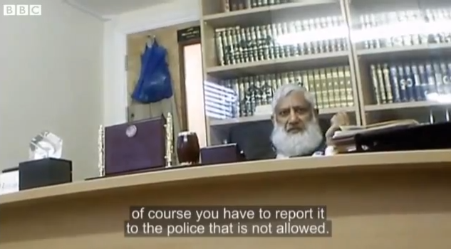 BBC Panorama Secrets of Britain's Sharia Councils