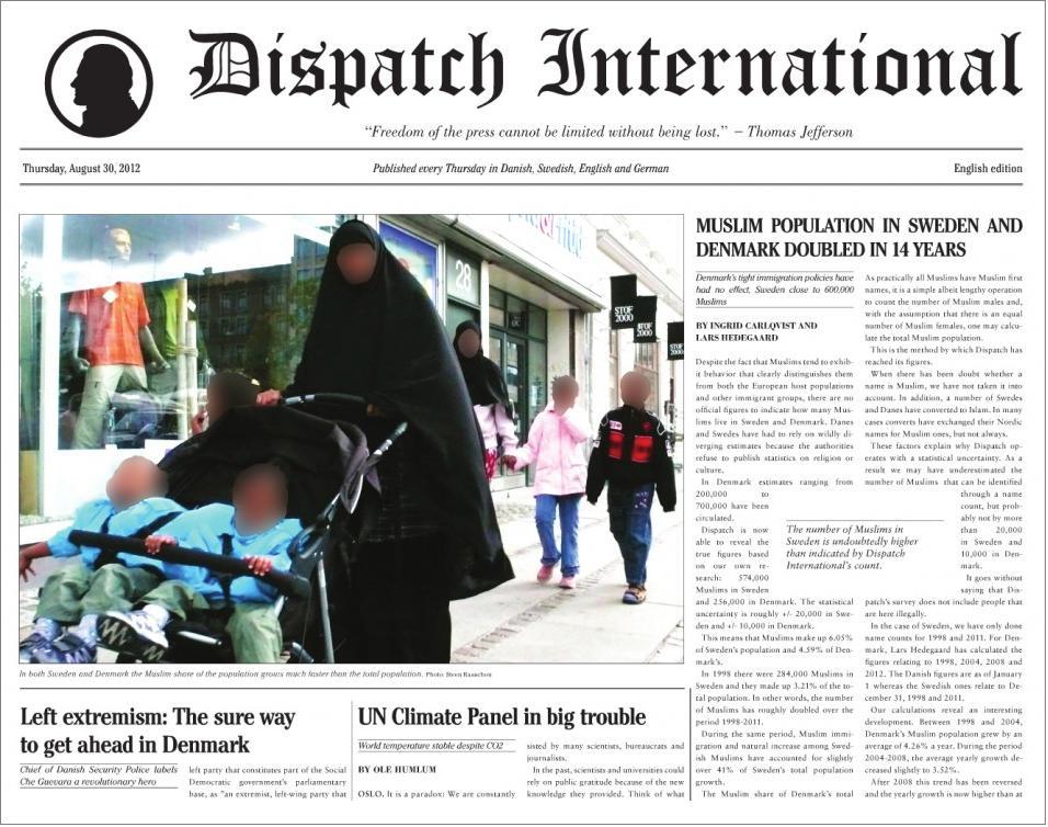 Dispatch International