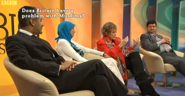 Does Britain have a problem with Muslims