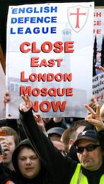 EDL Close East London Mosque Now