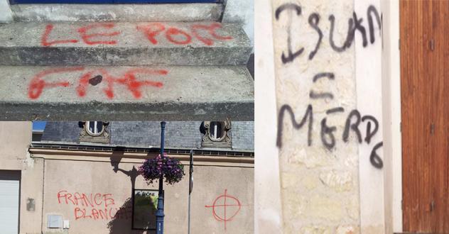 Epône graffiti