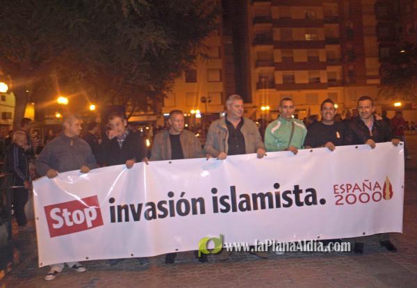 Espana2000 protest