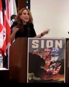 Geller addresses SION conference