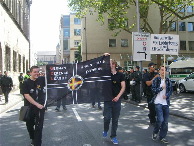 German Defence League March of the Patriots