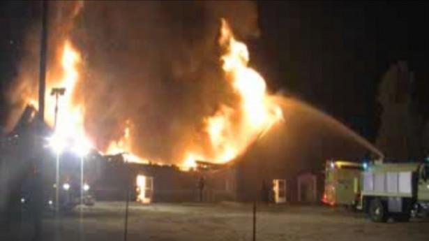 Joplin mosque blaze