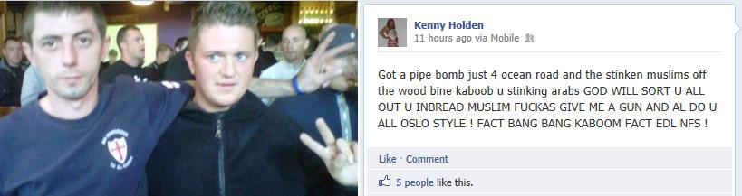 Kenny Holden