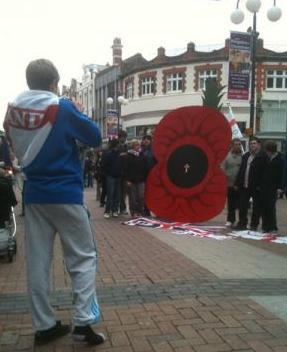 Kingston anti-Muslim protest