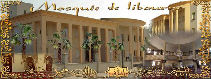 Libourne mosque