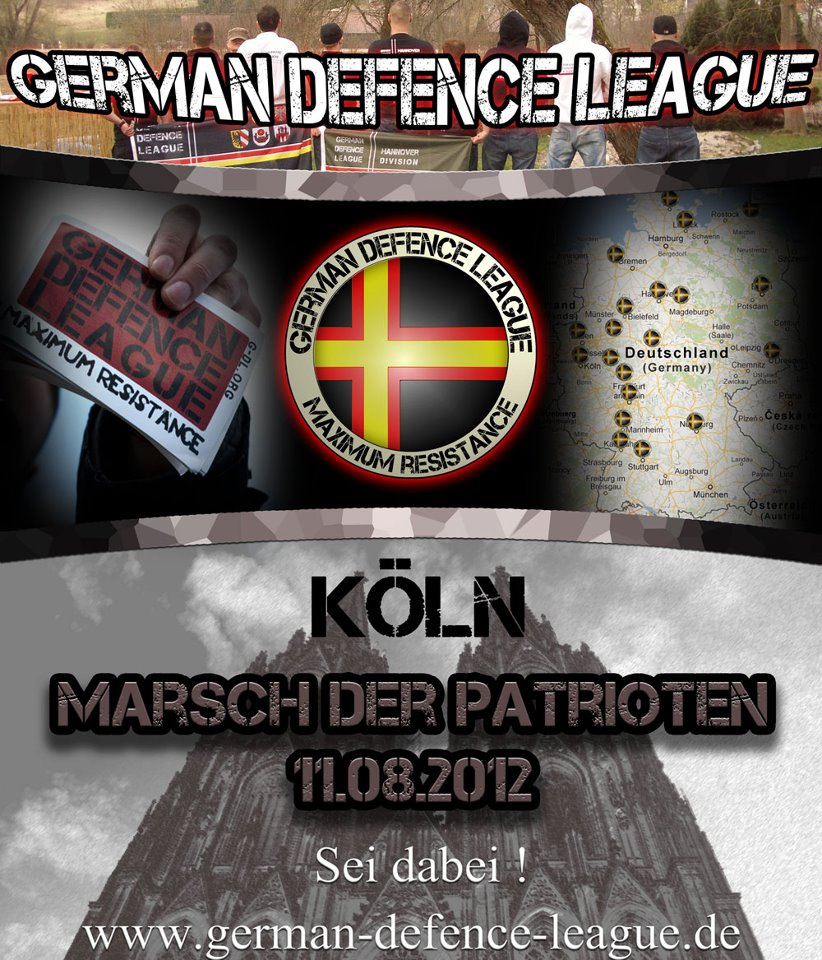 German Defence League 2.0