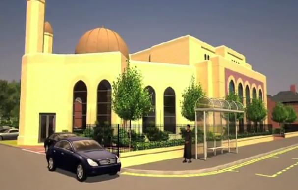 Masjid-e-Salaam
