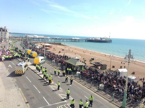 MfE Brighton 2013
