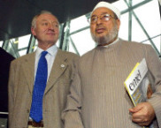 Qaradawi and Mayor