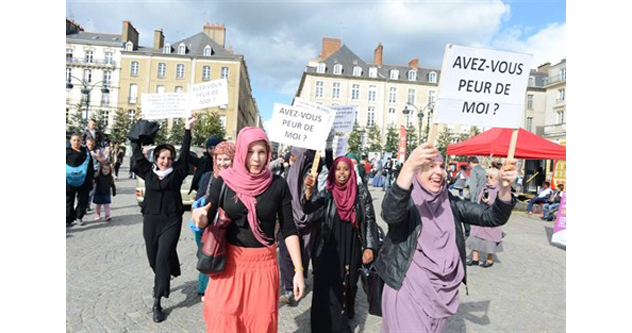 Rennes demonstration (2)