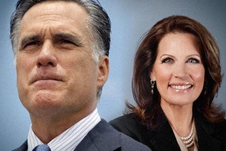 Romney Bachmann