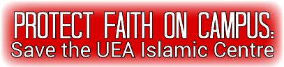 Save the Islamic Centre