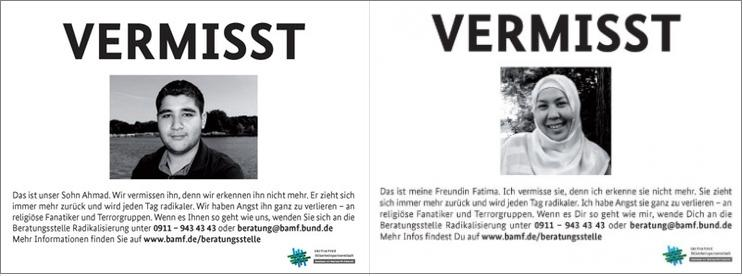 Vermisst 2 posters