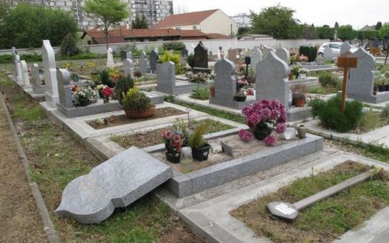 Vitry-sur-Seine cemetery