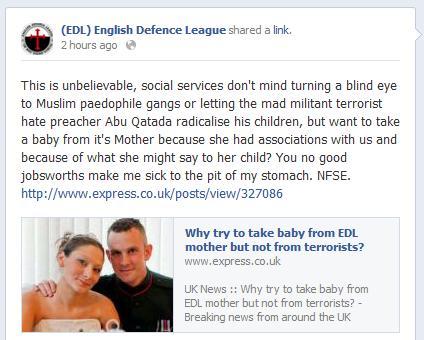 EDL Express Toni McLeod