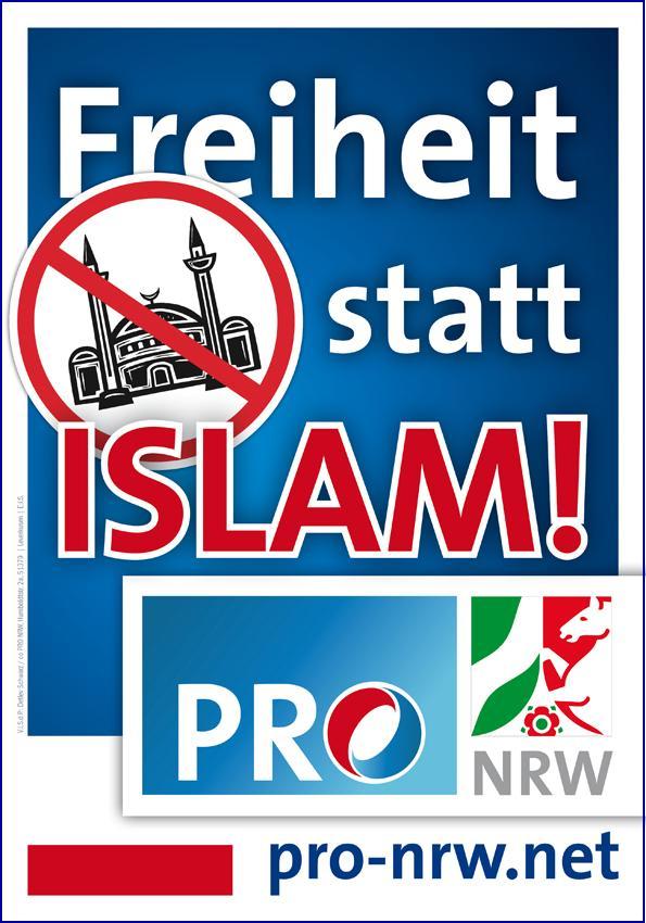 Freiheit statt Islam