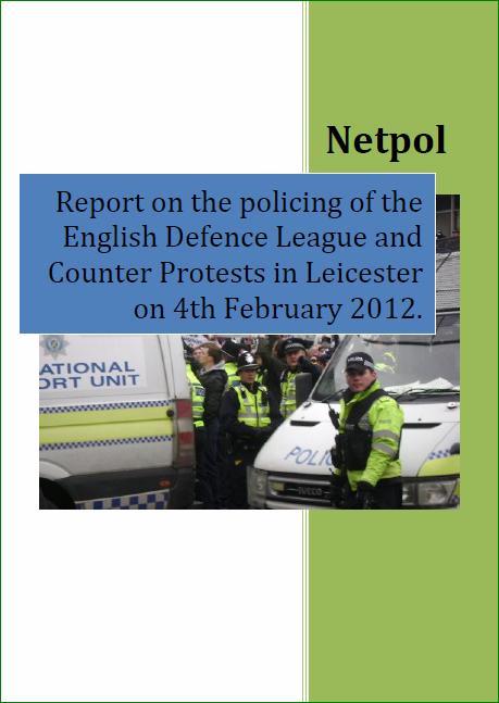 Netpol Leicester report